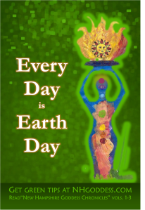 every day is earth day goddess